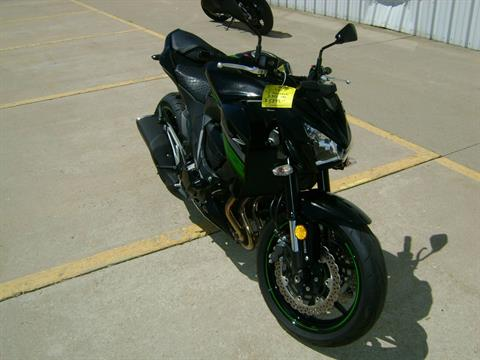 2016 Kawasaki Z800 ABS in Freeport, Illinois - Photo 2