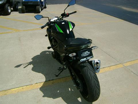 2016 Kawasaki Z800 ABS in Freeport, Illinois - Photo 5