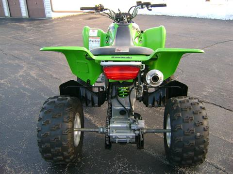 2003 Kawasaki KFX400 in Freeport, Illinois