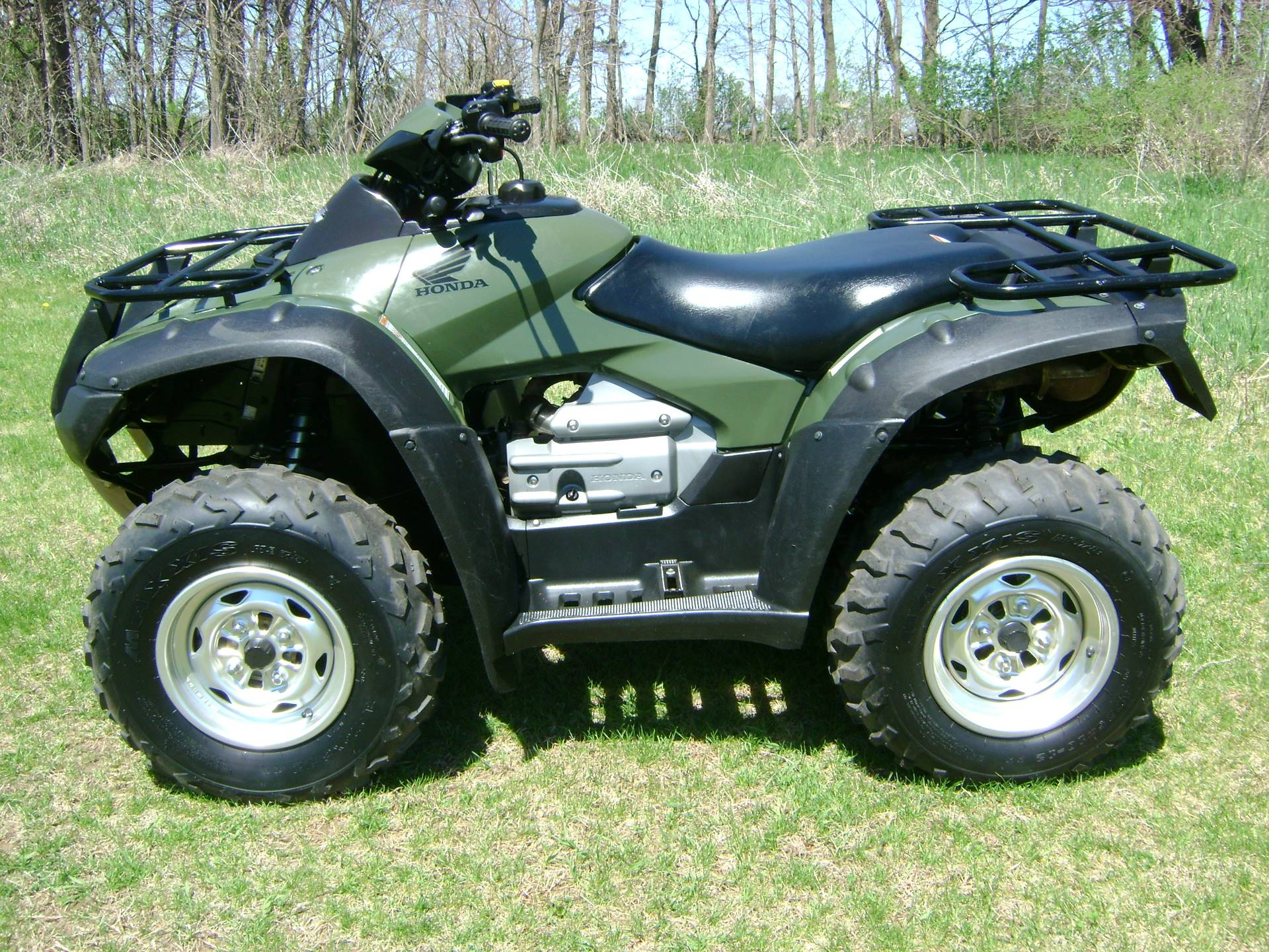 2016 Honda RINCON 680 in Freeport, Illinois - Photo 1