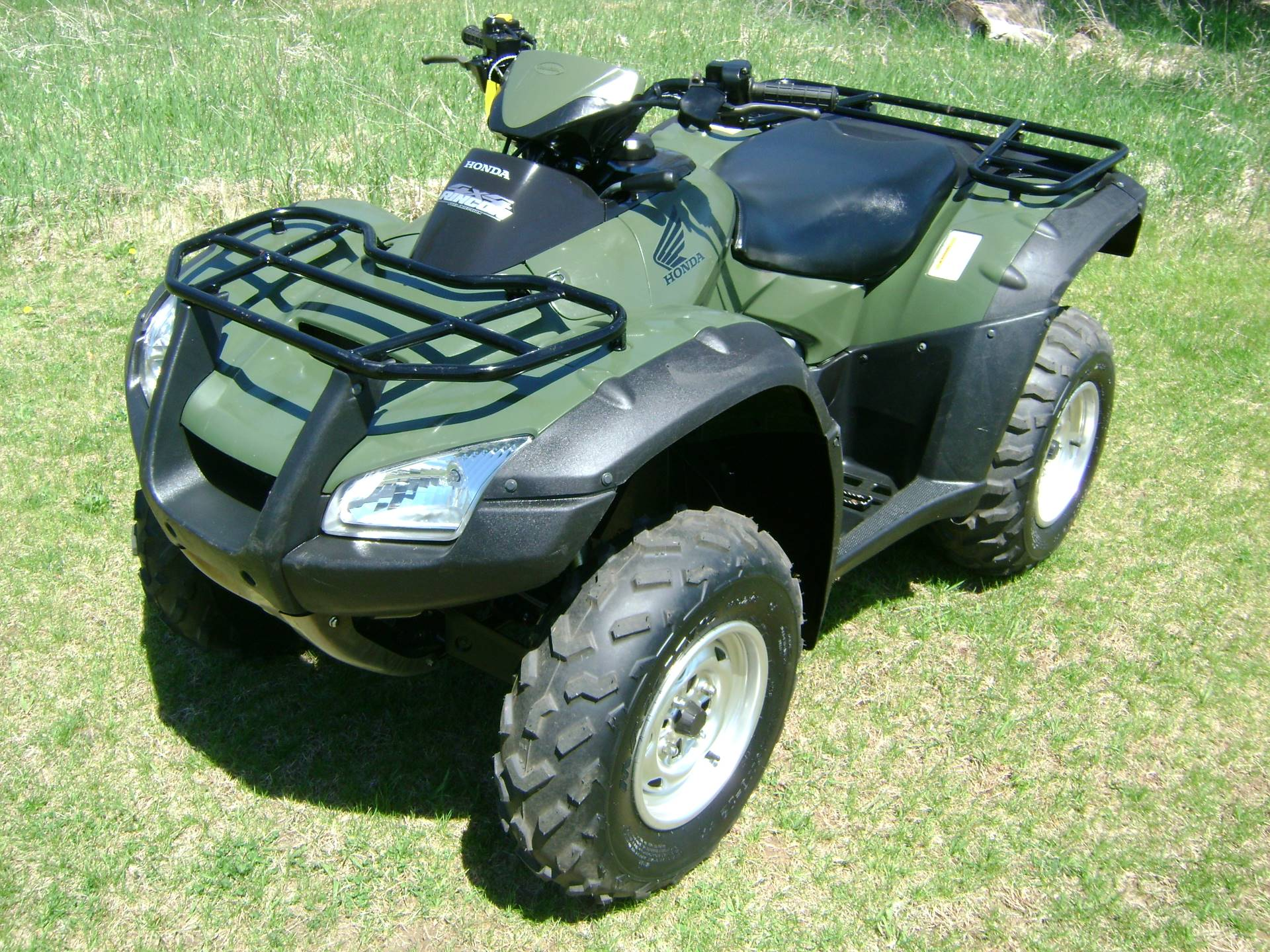 2016 Honda RINCON 680 in Freeport, Illinois - Photo 2