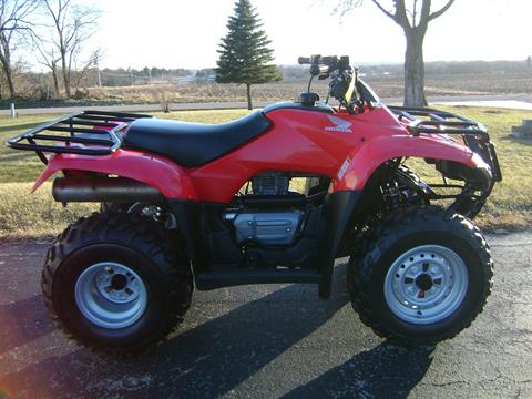 2014 Honda TRX250TM RECON in Freeport, Illinois