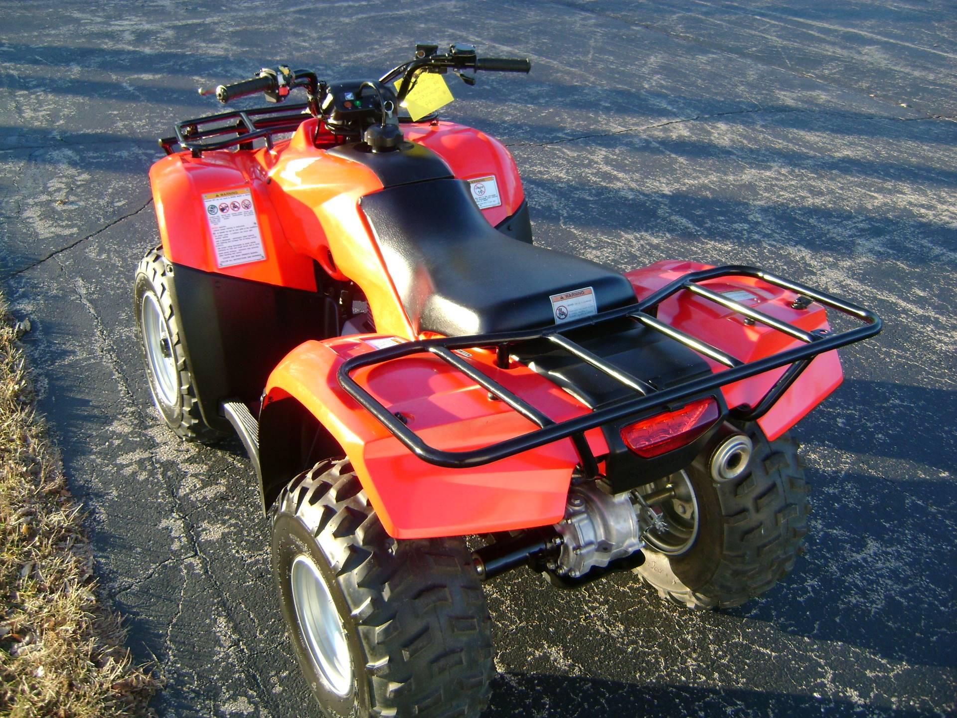 2014 Honda TRX250TM RECON in Freeport, Illinois - Photo 6
