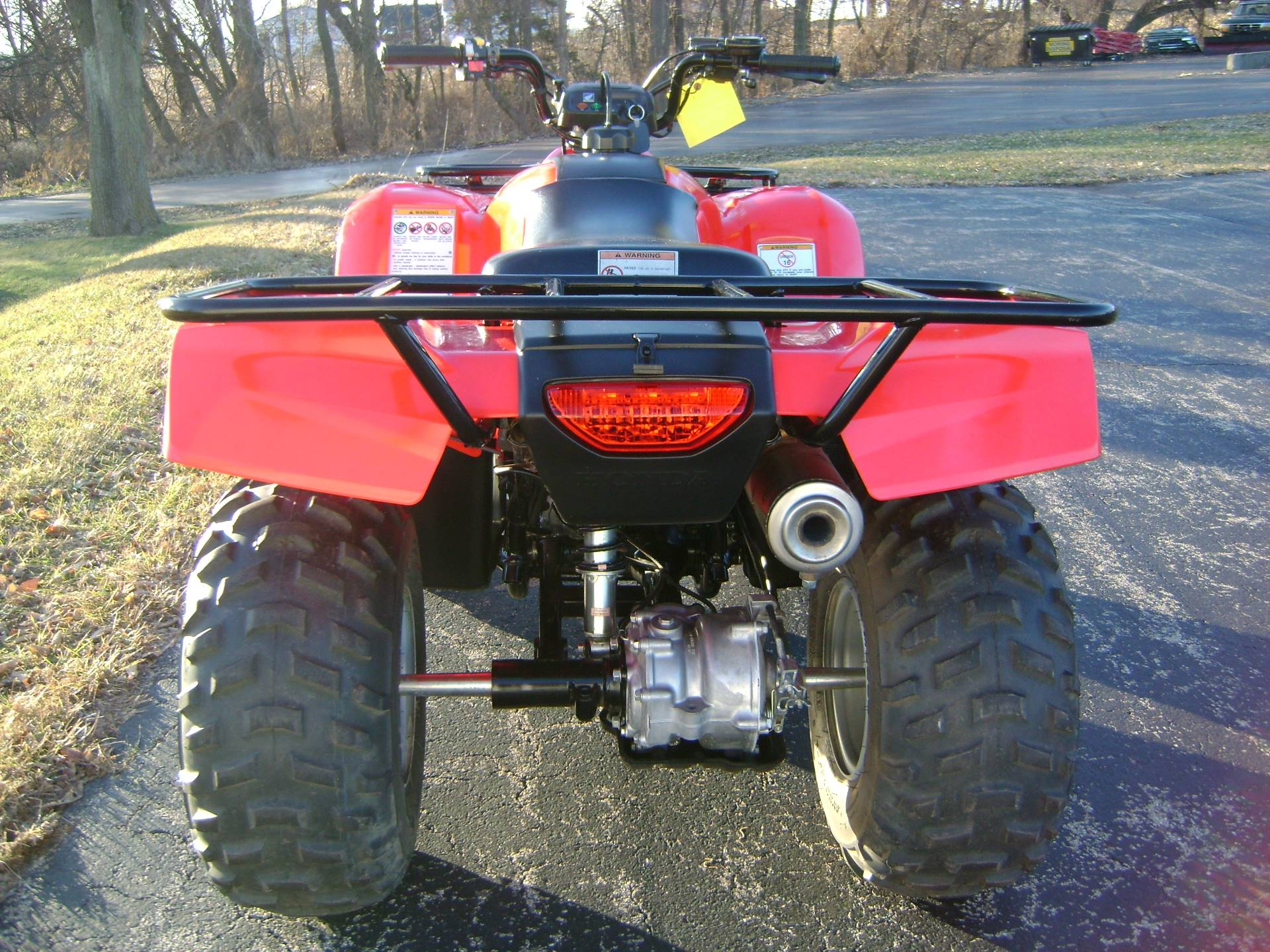 2014 Honda TRX250TM RECON in Freeport, Illinois - Photo 7