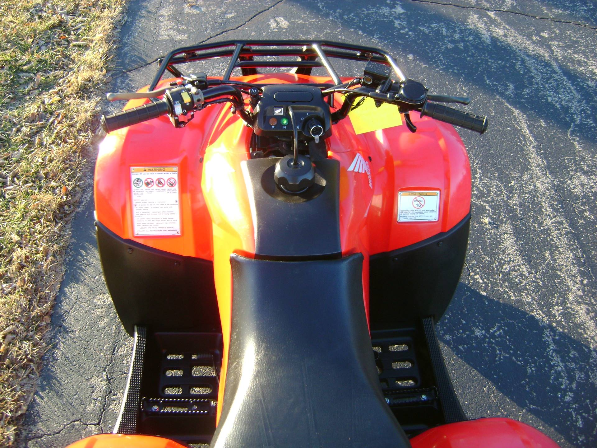 2014 Honda TRX250TM RECON in Freeport, Illinois - Photo 8