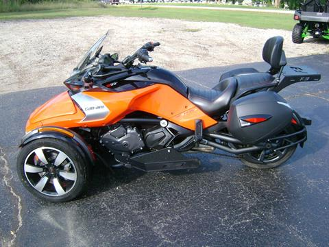 2015 Can-Am SPYDER F3-S SE6 in Freeport, Illinois