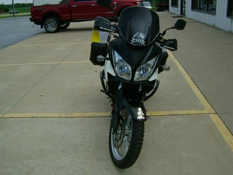2011 Suzuki V-STROM 650 in Freeport, Illinois - Photo 3