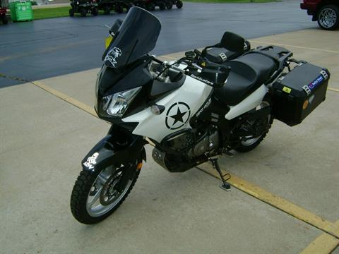 2011 Suzuki V-STROM 650 in Freeport, Illinois - Photo 4