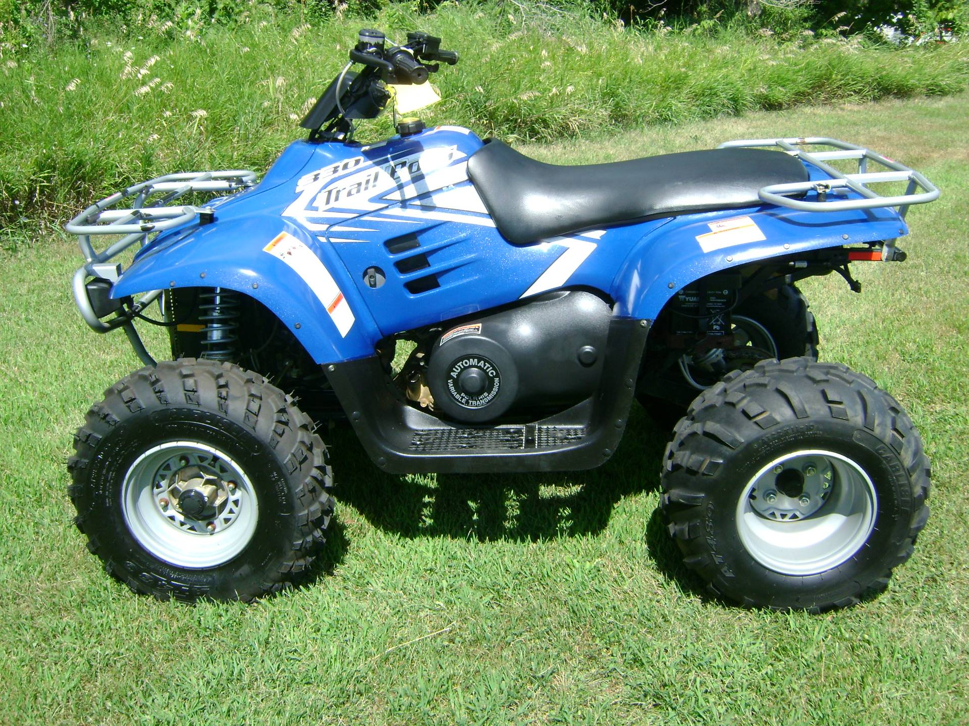 2004 Polaris TRAILBOSS 330 in Freeport, Illinois - Photo 1