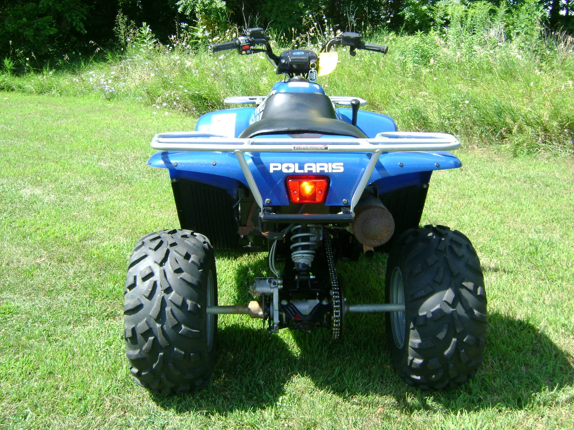 2004 Polaris TRAILBOSS 330 in Freeport, Illinois - Photo 3