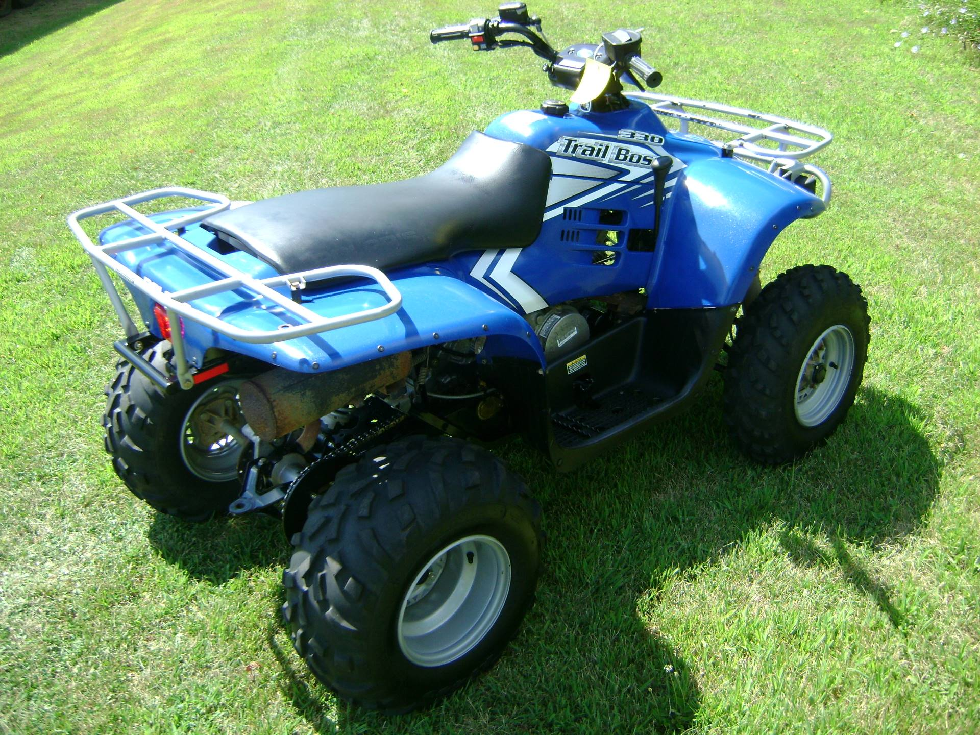 2004 Polaris TRAILBOSS 330 in Freeport, Illinois - Photo 4