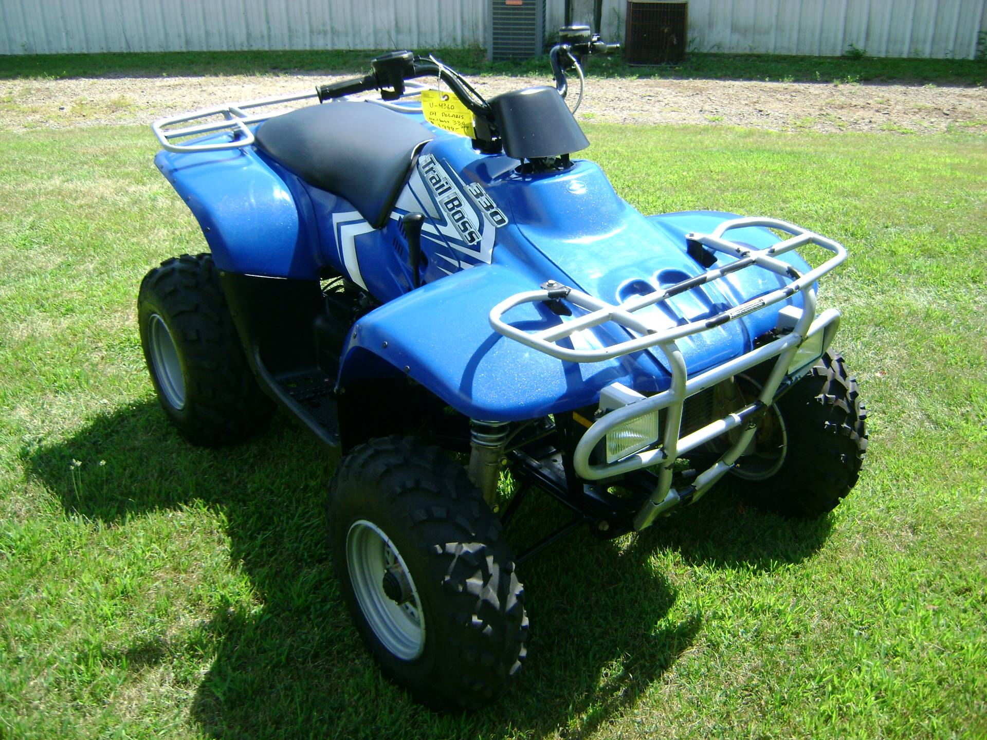 2004 Polaris TRAILBOSS 330 in Freeport, Illinois - Photo 6