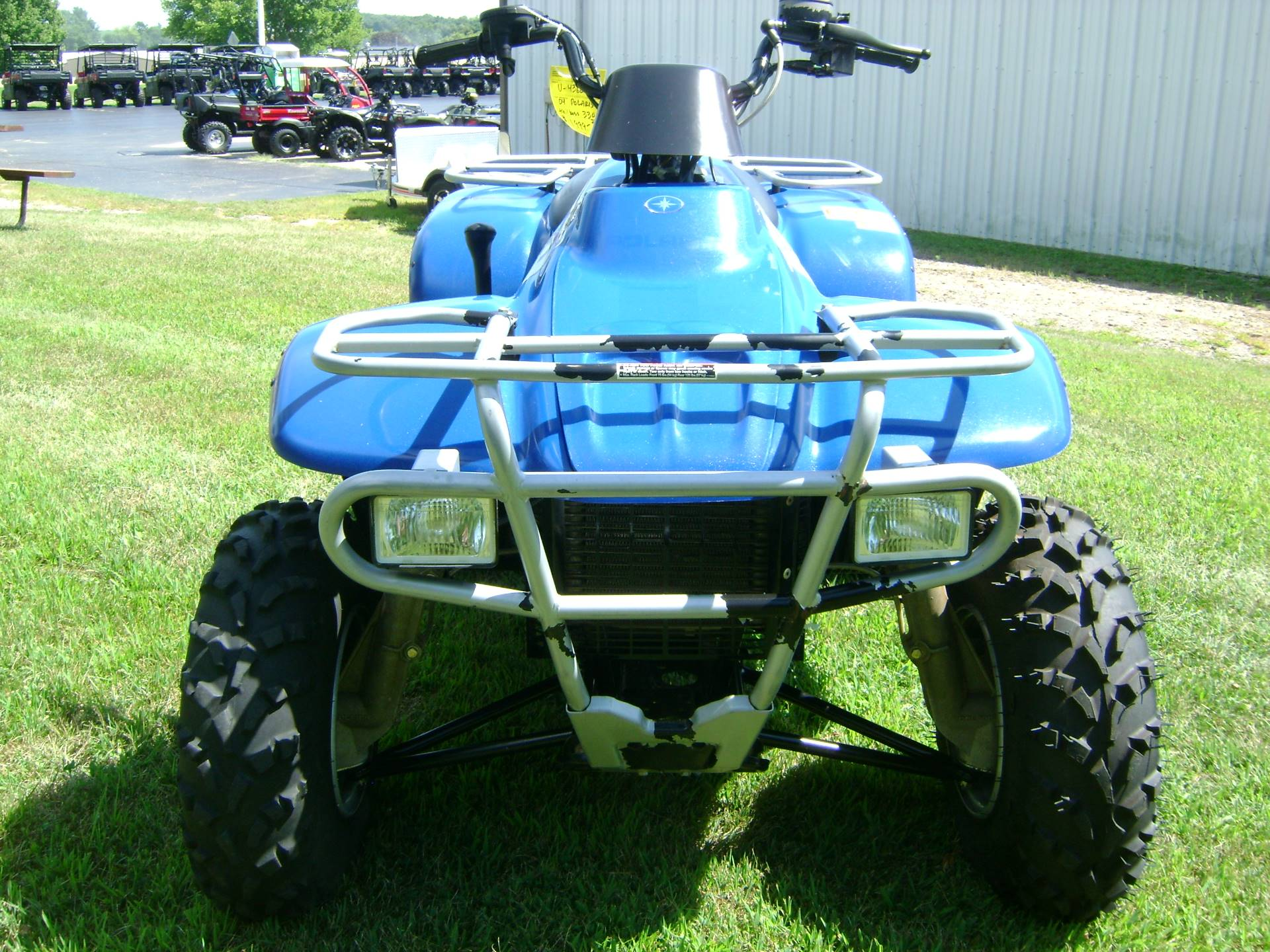 2004 Polaris TRAILBOSS 330 in Freeport, Illinois - Photo 7