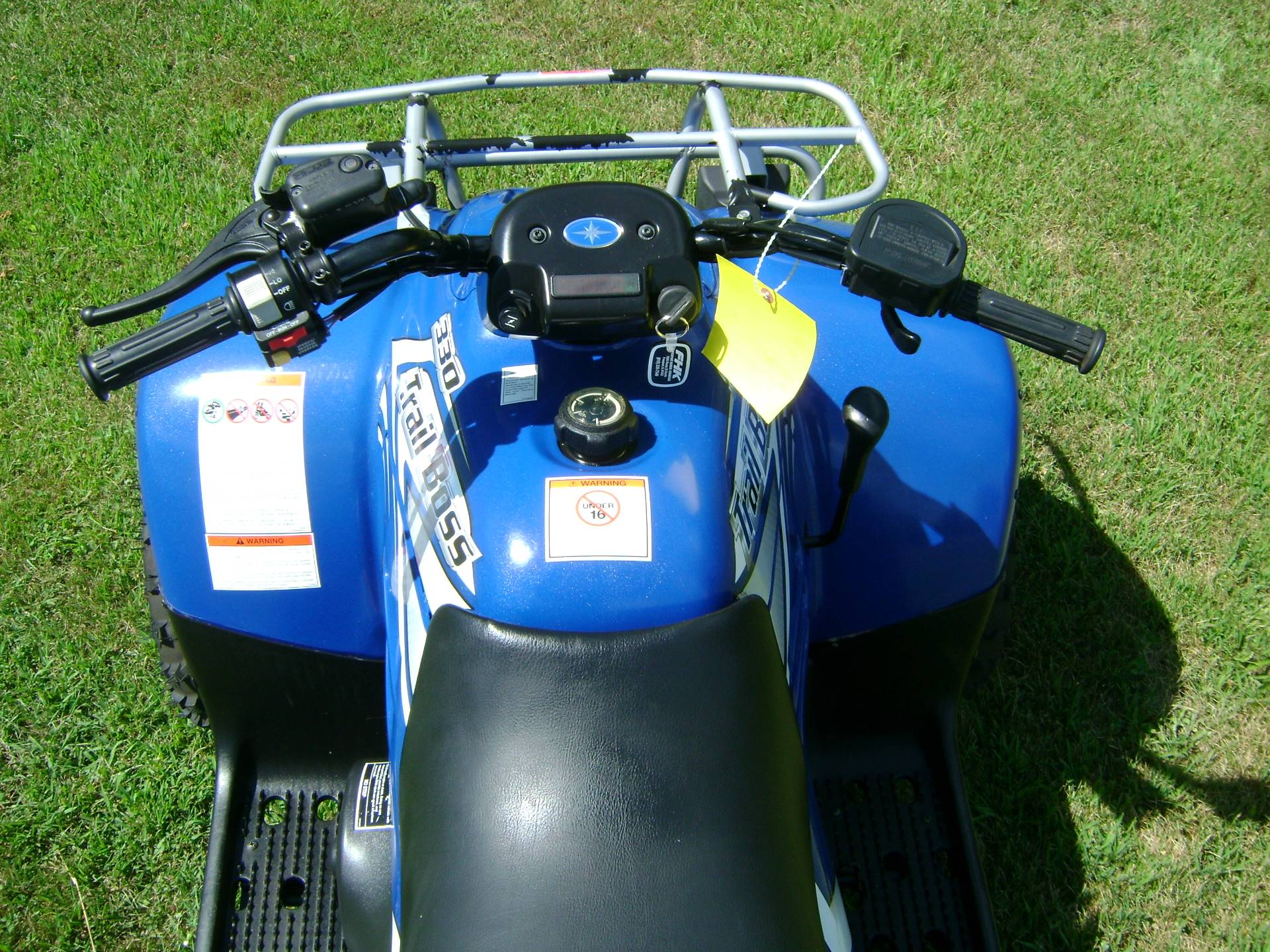 2004 Polaris TRAILBOSS 330 in Freeport, Illinois - Photo 9
