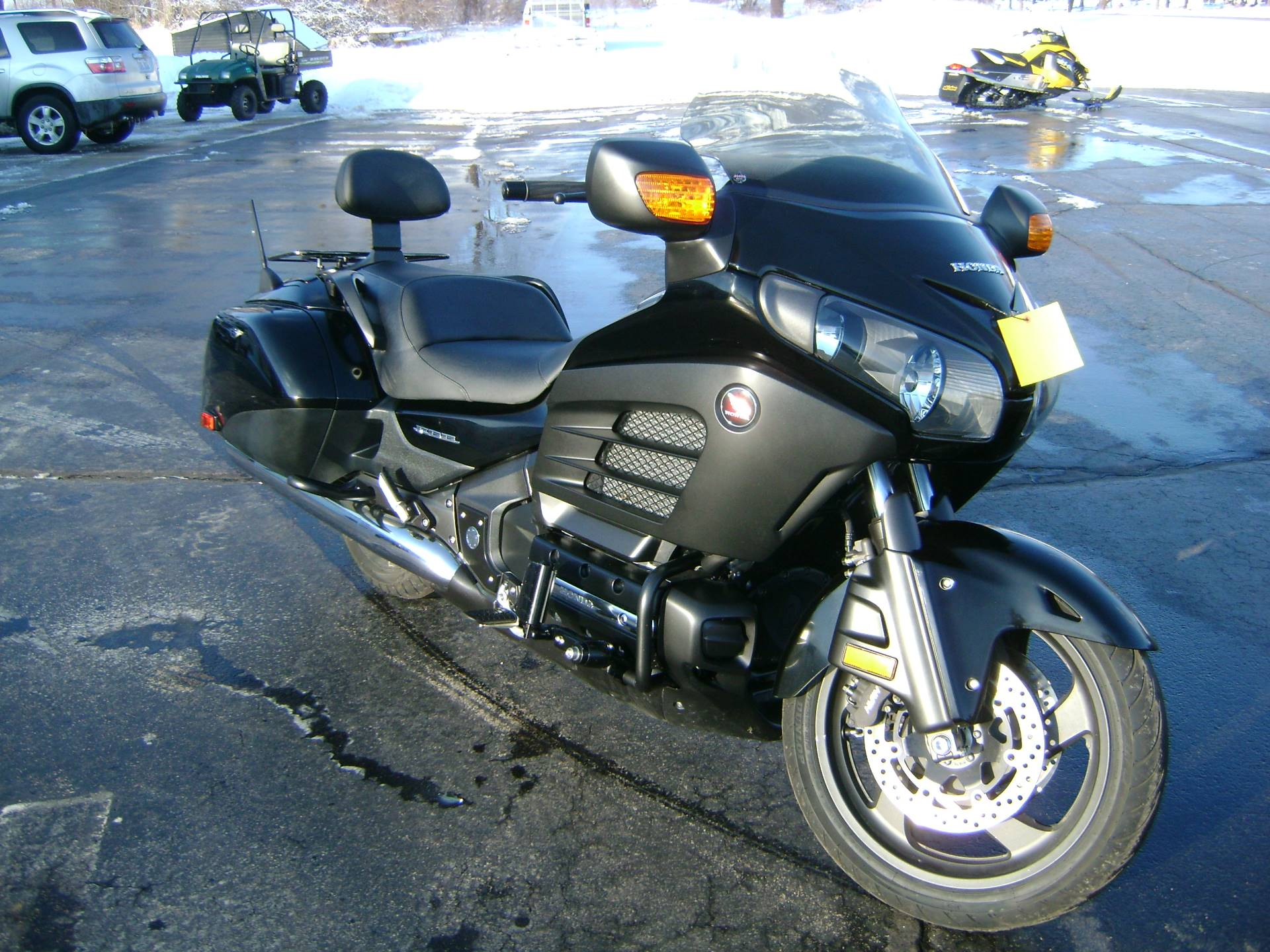 2013 Honda F6B DELUXE in Freeport, Illinois - Photo 2