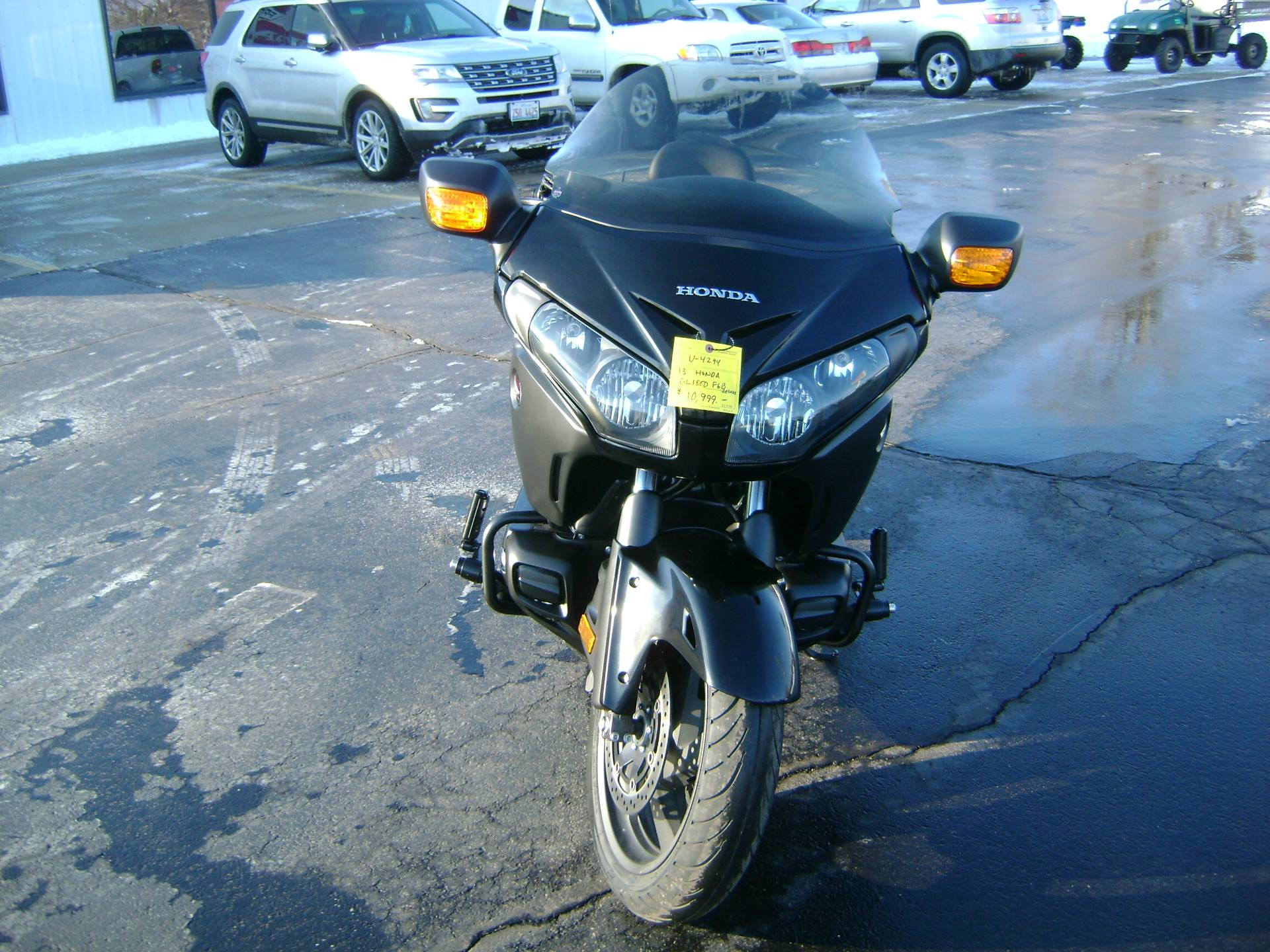 2013 Honda F6B DELUXE in Freeport, Illinois - Photo 3