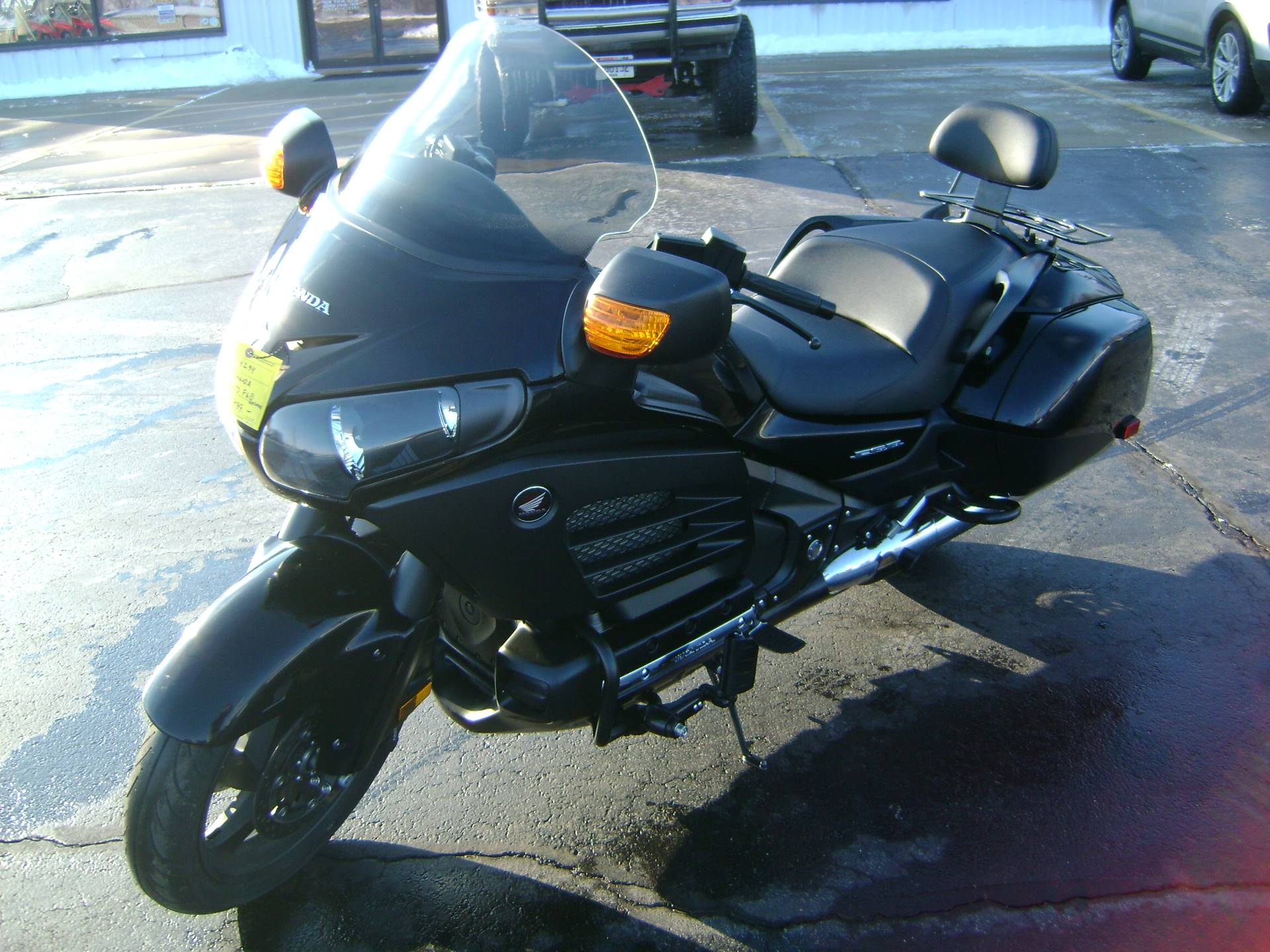2013 Honda F6B DELUXE in Freeport, Illinois - Photo 4