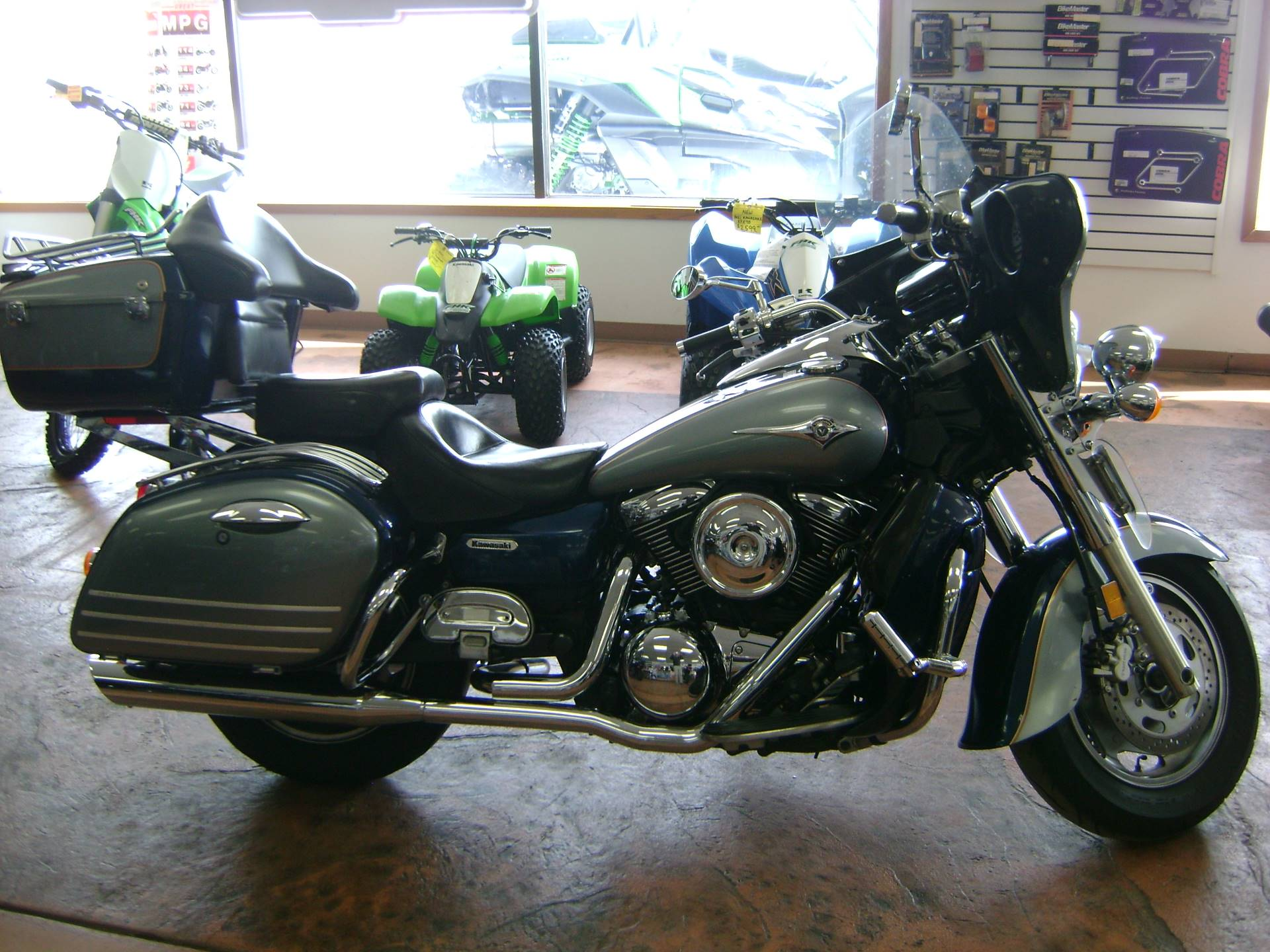 2008 Kawasaki NOMAD 1600 in Freeport, Illinois - Photo 1