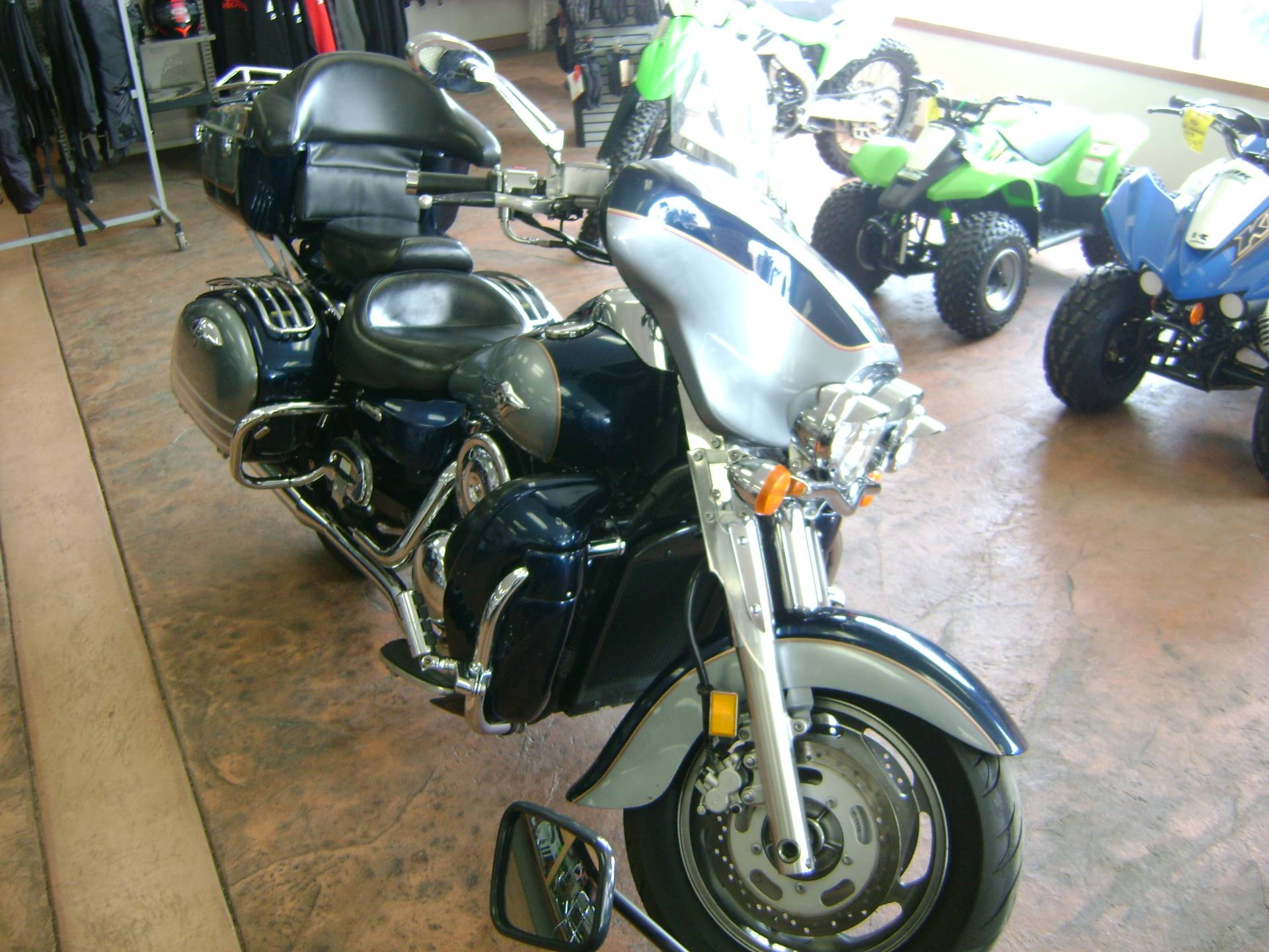 2008 Kawasaki NOMAD 1600 in Freeport, Illinois - Photo 2