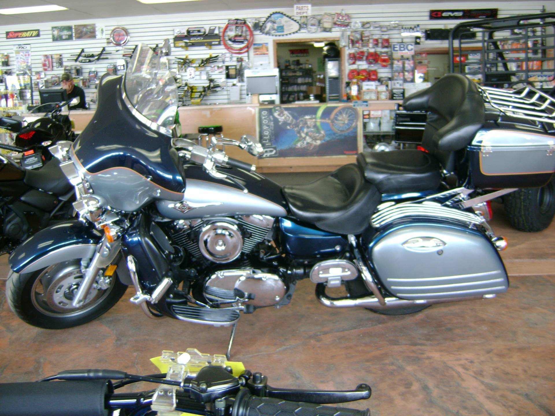 2008 Kawasaki NOMAD 1600 in Freeport, Illinois - Photo 5
