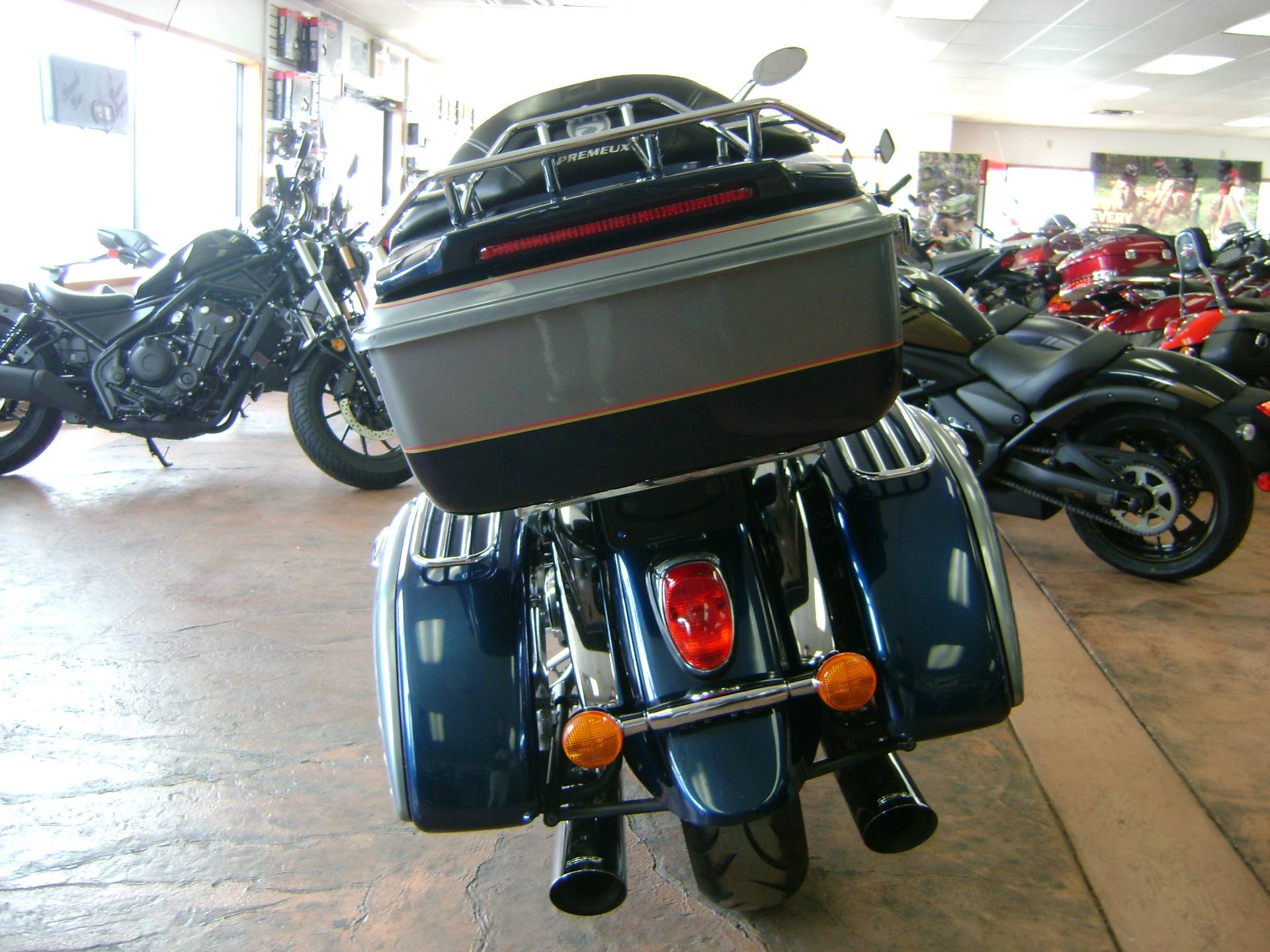 2008 Kawasaki NOMAD 1600 in Freeport, Illinois - Photo 7