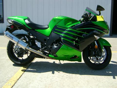 2015 Kawasaki ZX14R in Freeport, Illinois