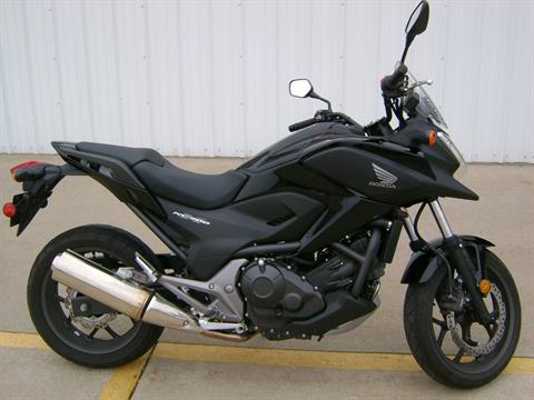 2014 Honda NC700X in Freeport, Illinois