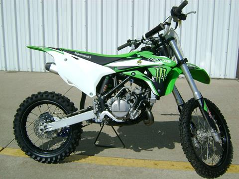 2016 Kawasaki KX85 in Freeport, Illinois