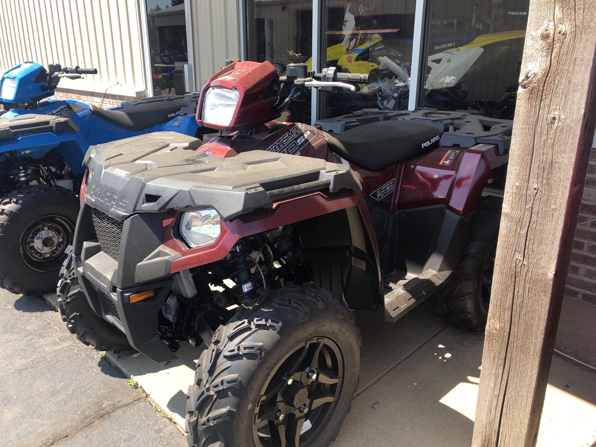 2019 Polaris Sportsman 570 SP in Farmington, Missouri - Photo 1