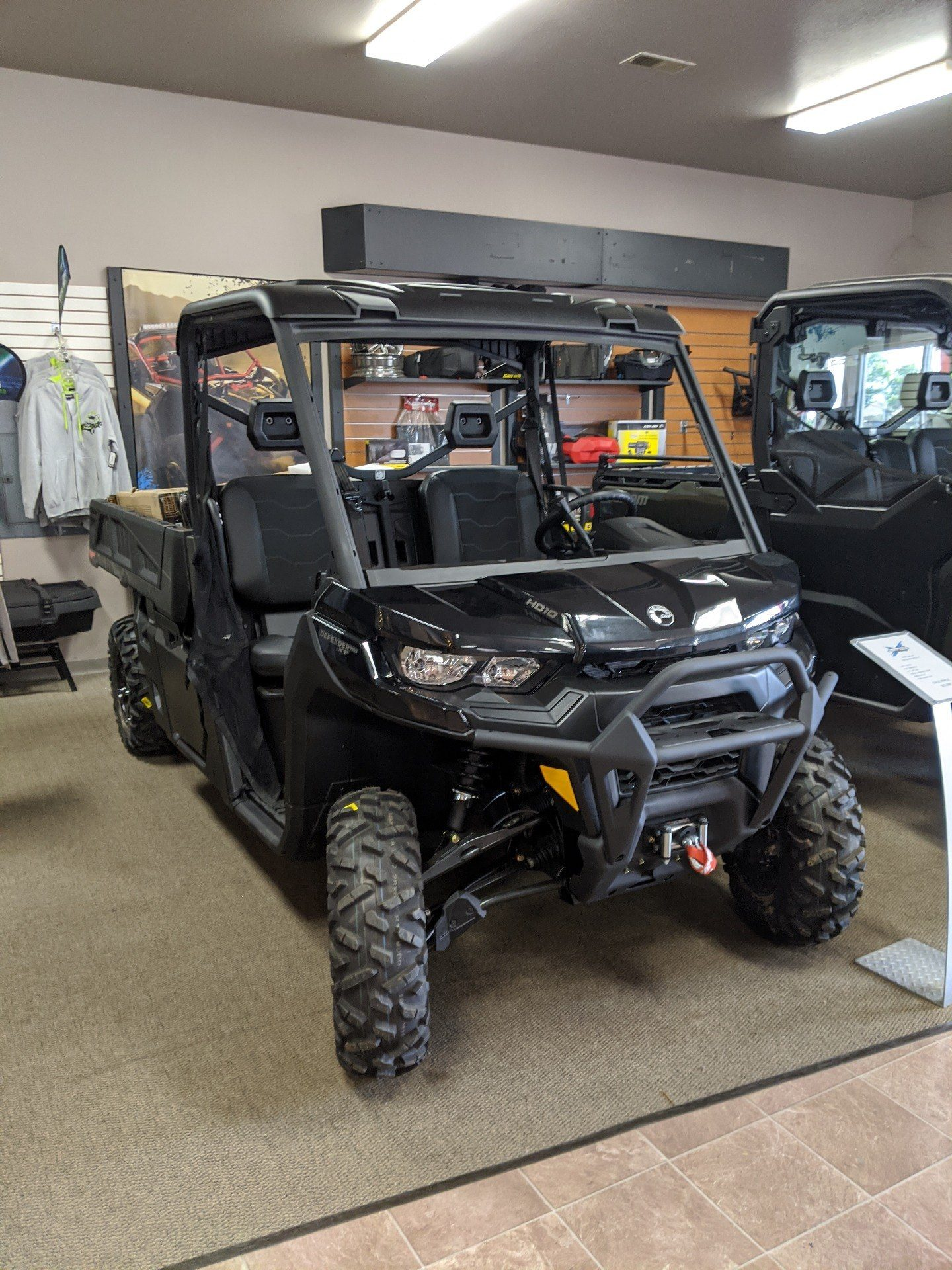 2020 Can-Am Defender Pro XT HD10 in Farmington, Missouri - Photo 1