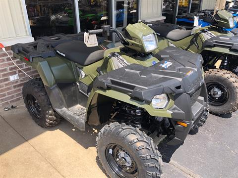 2019 Polaris Sportsman 450 H.O. in Farmington, Missouri - Photo 1