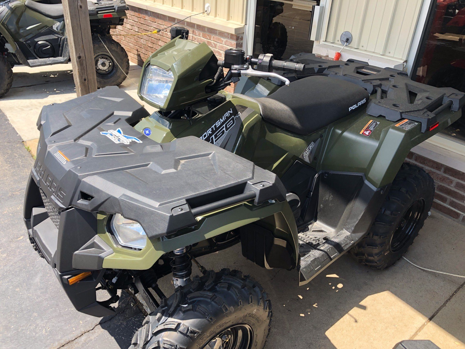 2019 Polaris Sportsman 450 H.O. in Farmington, Missouri - Photo 2