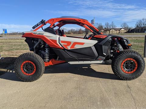 2021 Can-Am Maverick X3 X RC Turbo RR in Farmington, Missouri - Photo 3