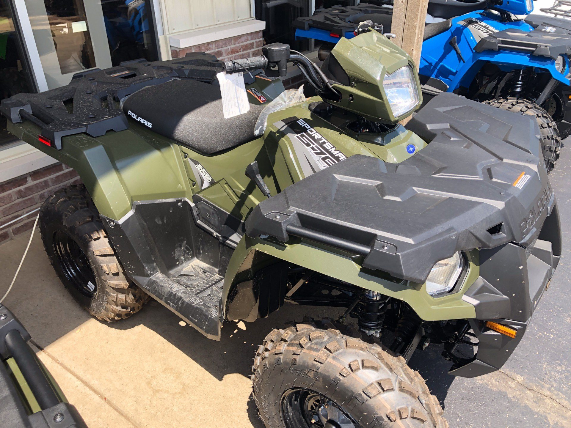 2019 Polaris Sportsman 570 in Farmington, Missouri - Photo 1