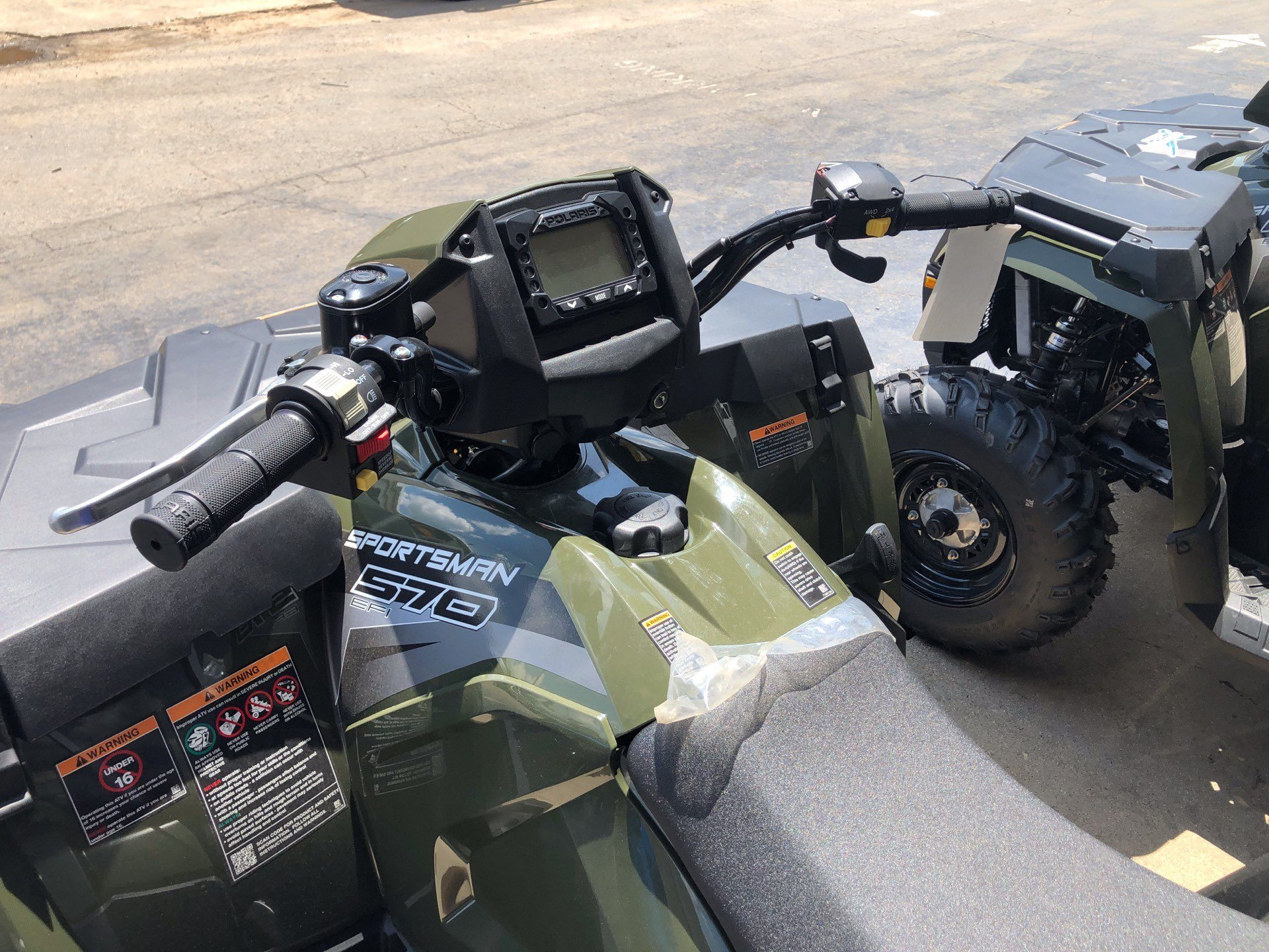 2019 Polaris Sportsman 570 in Farmington, Missouri - Photo 3