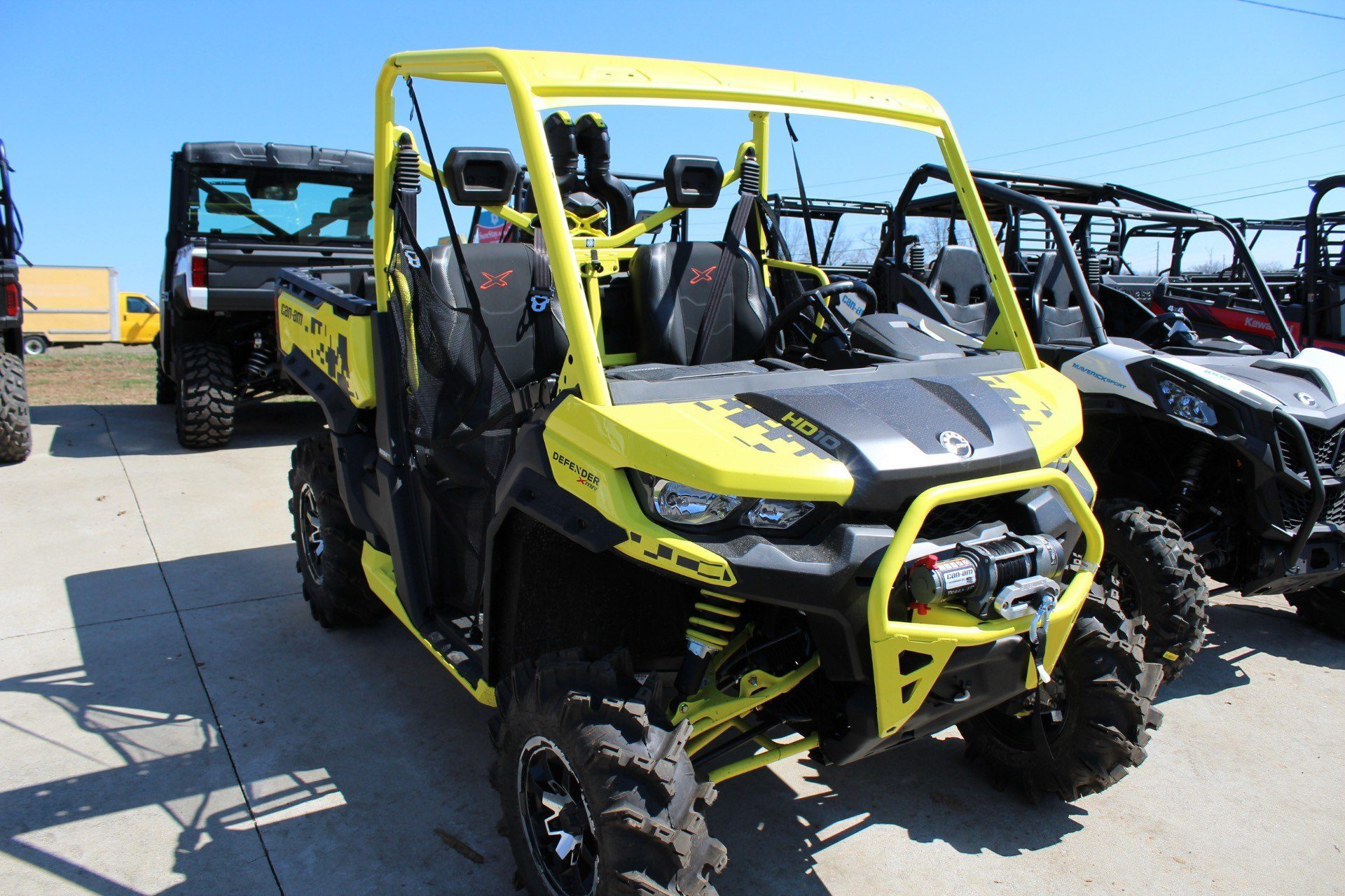 2019 Can-Am Defender X mr HD10 in Farmington, Missouri - Photo 1