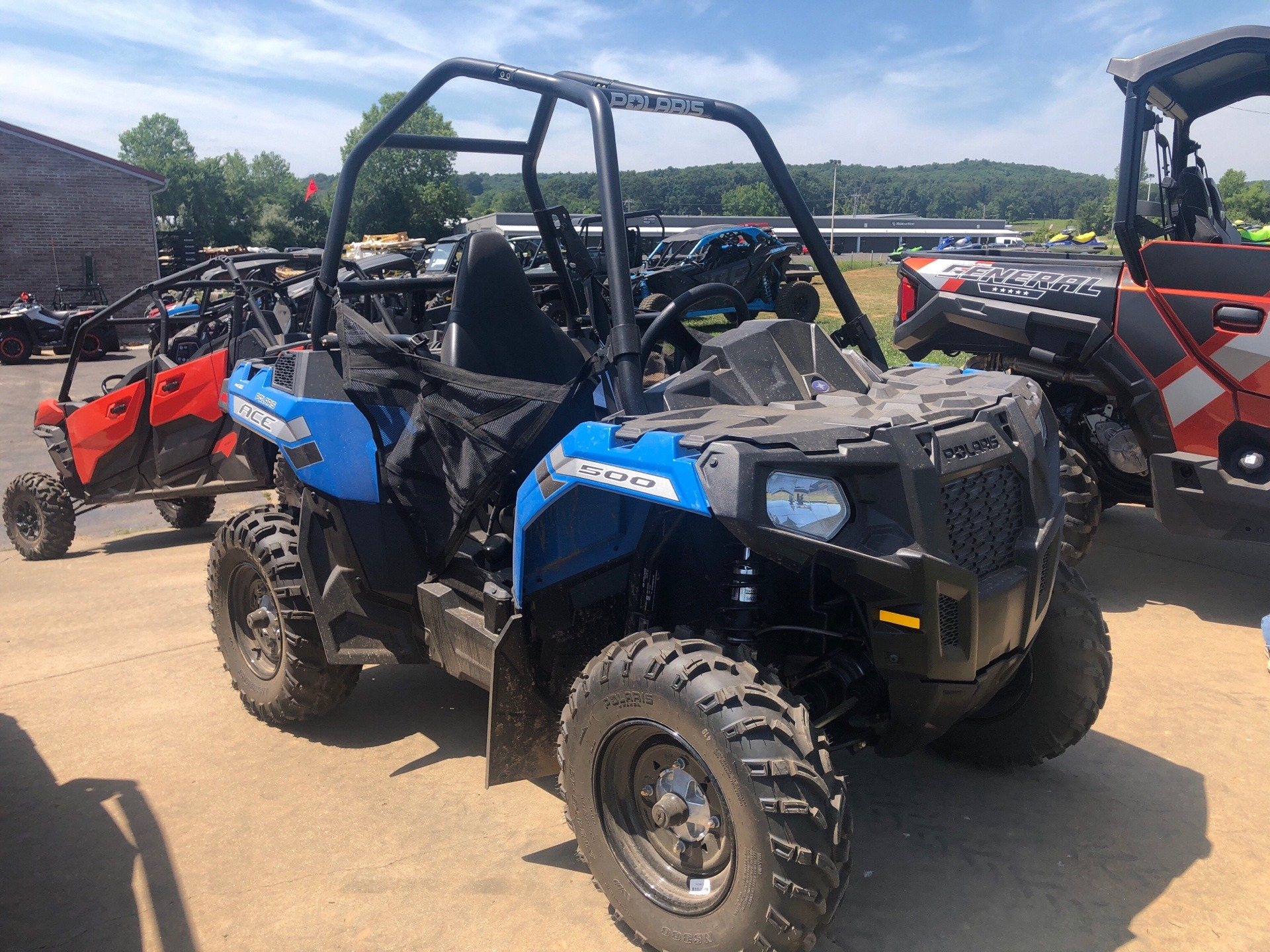 2019 Polaris Ace 500 in Farmington, Missouri - Photo 1