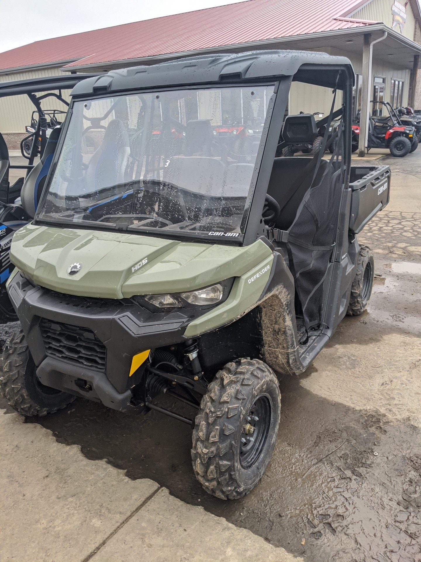 2020 Can-Am Defender HD5 in Farmington, Missouri - Photo 1