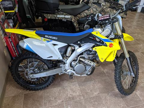 2018 Suzuki RM-Z250 in Farmington, Missouri - Photo 1
