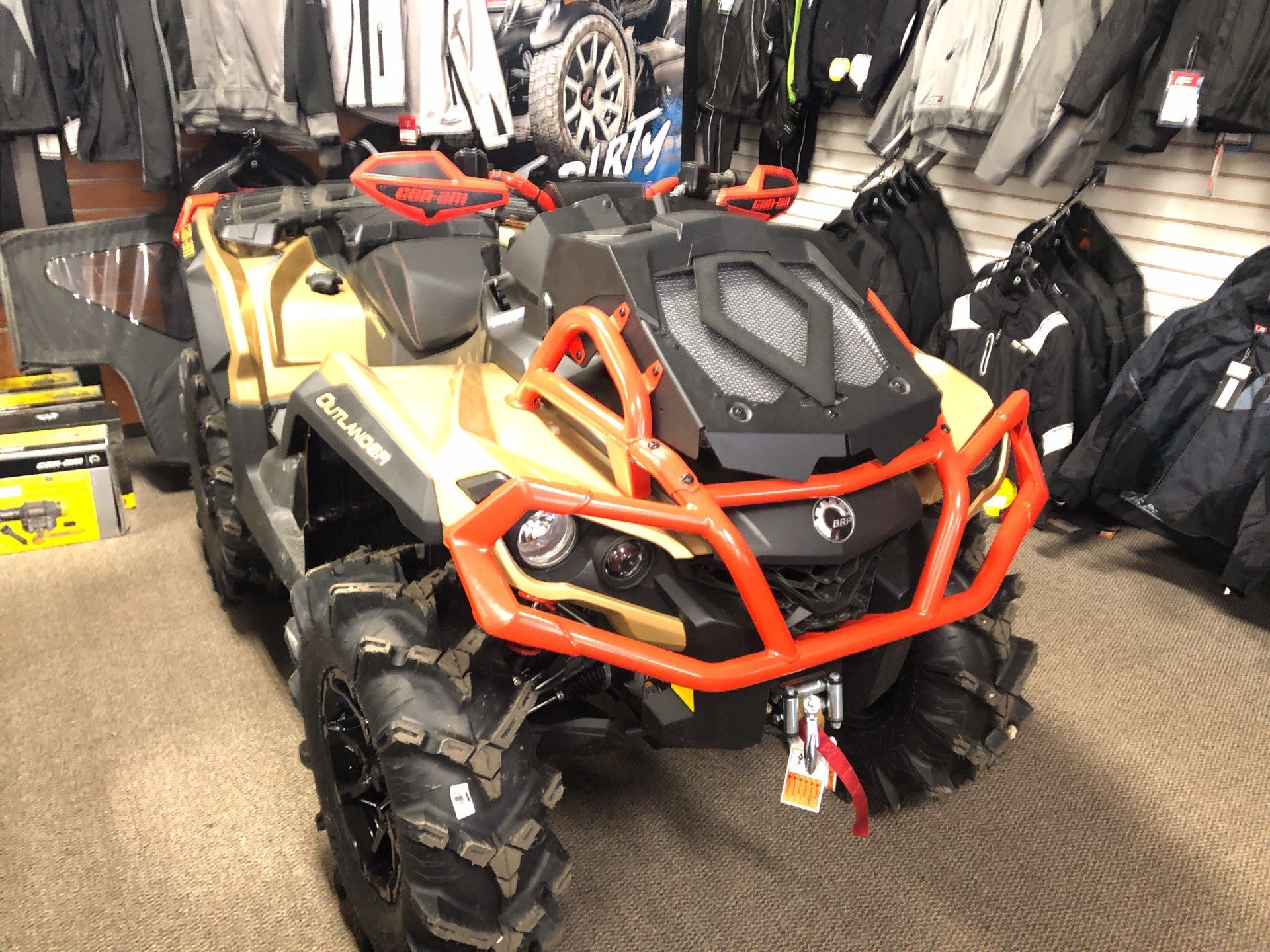 2019 Can-Am Outlander X mr 1000R in Farmington, Missouri - Photo 1
