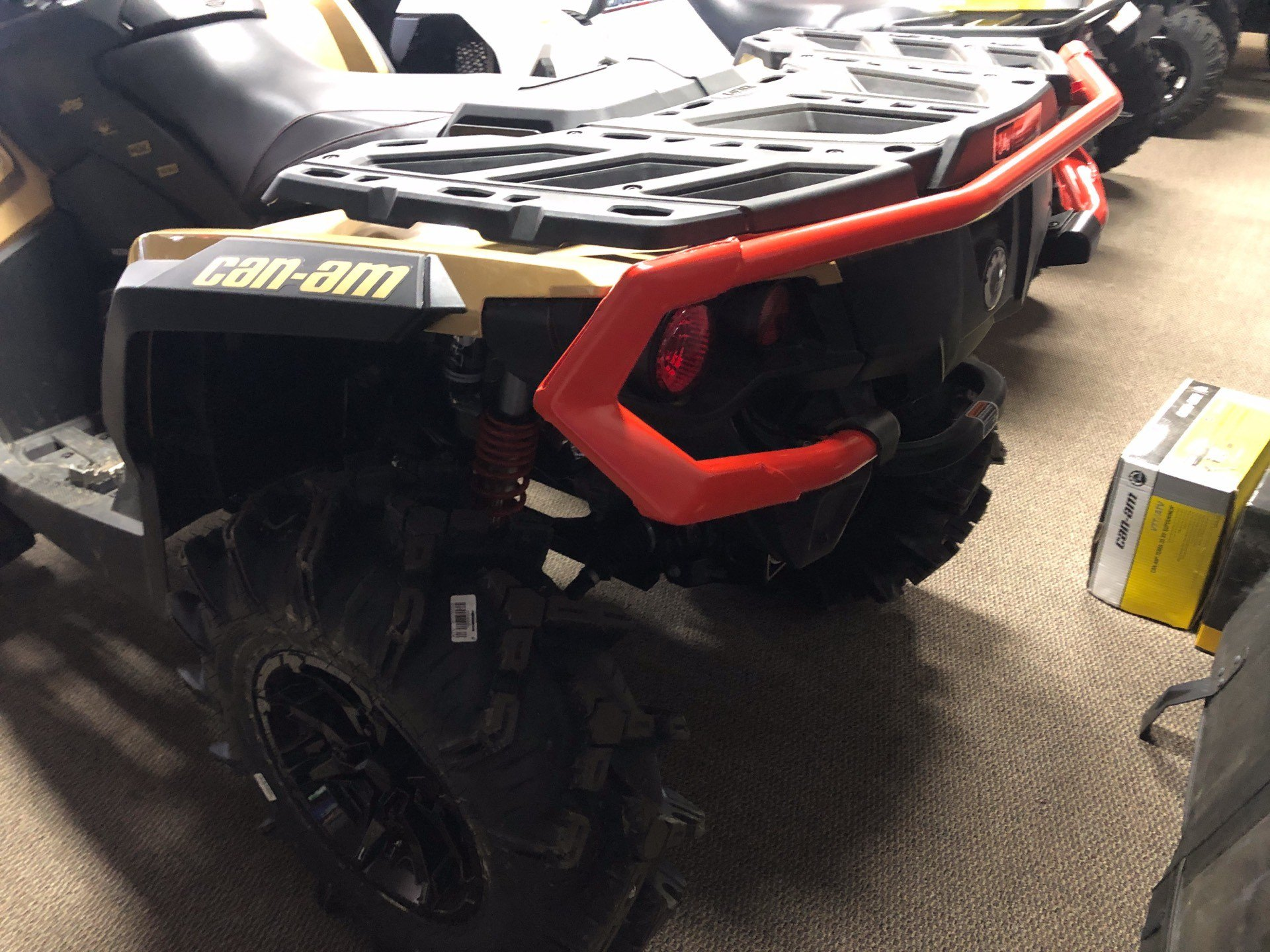 2019 Can-Am Outlander X mr 1000R in Farmington, Missouri - Photo 5