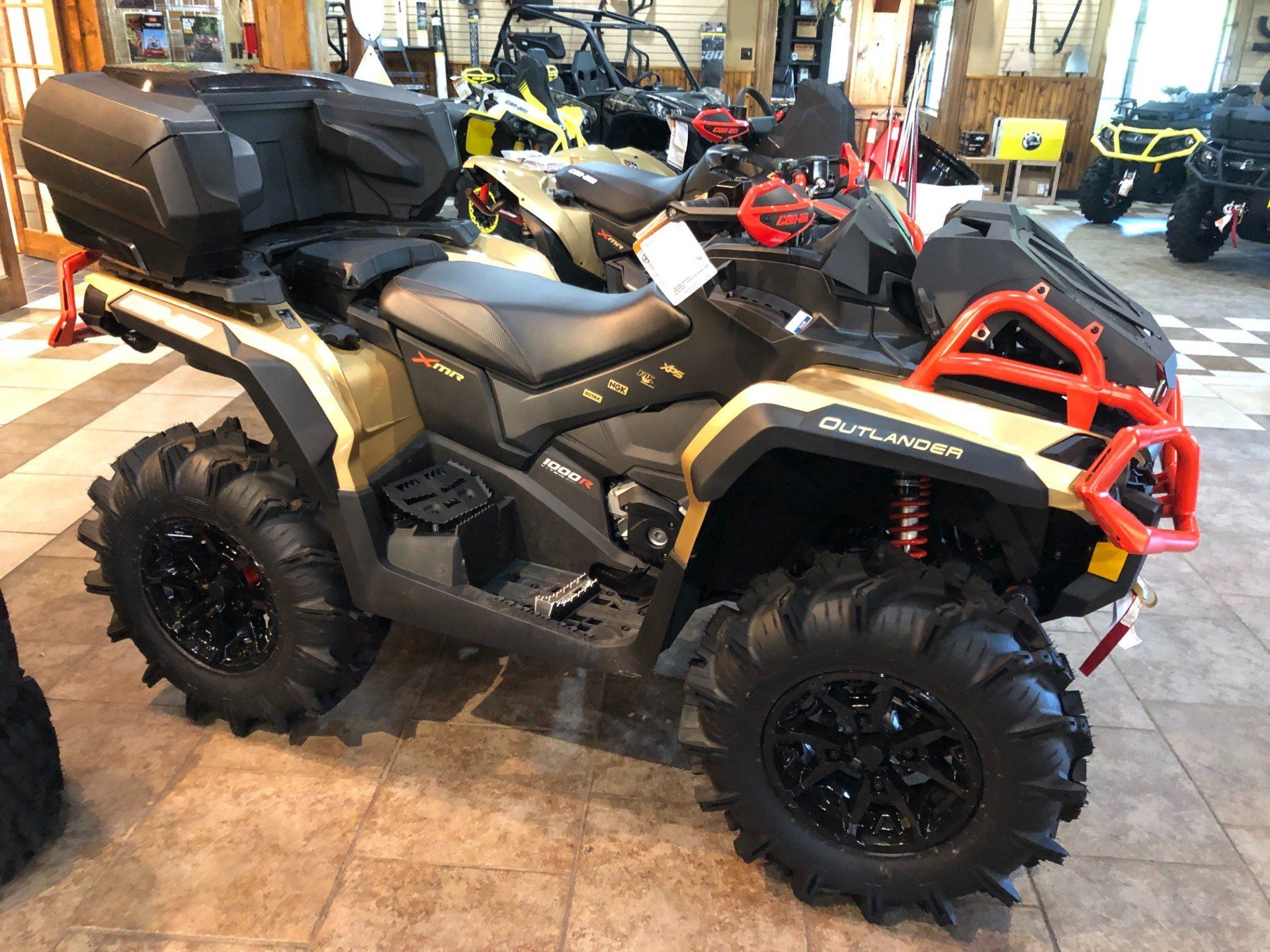 2019 Can-Am Outlander X mr 1000R in Poplar Bluff, Missouri - Photo 2