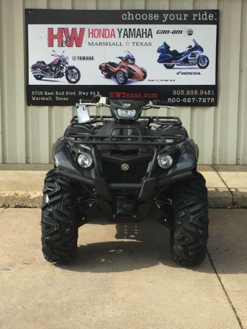 2016 Yamaha Kodiak 700 EPS SE in Marshall, Texas