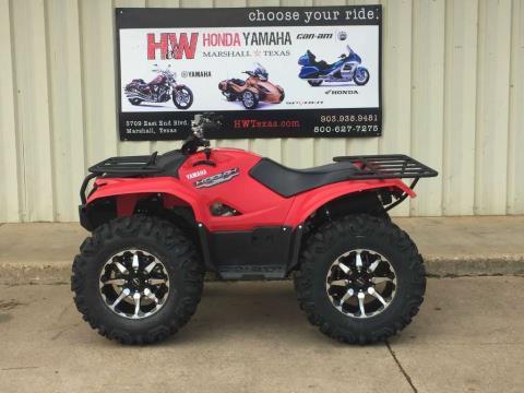 2016 Yamaha Kodiak 700 in Marshall, Texas