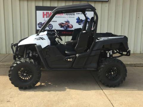 2016 Yamaha Wolverine R-Spec EPS (Aluminum Wheels) in Marshall, Texas