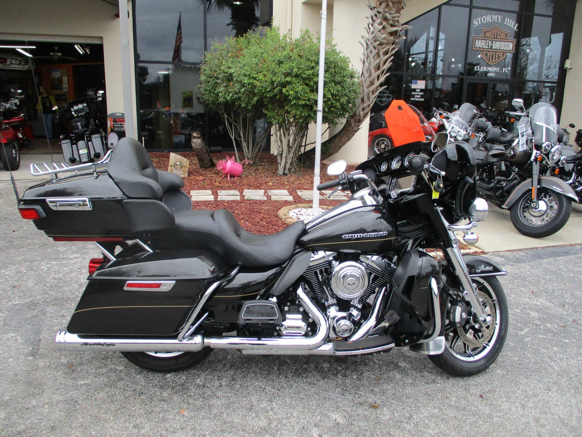 2016 Harley-Davidson Ultra Limited in Clermont, Florida - Photo 1