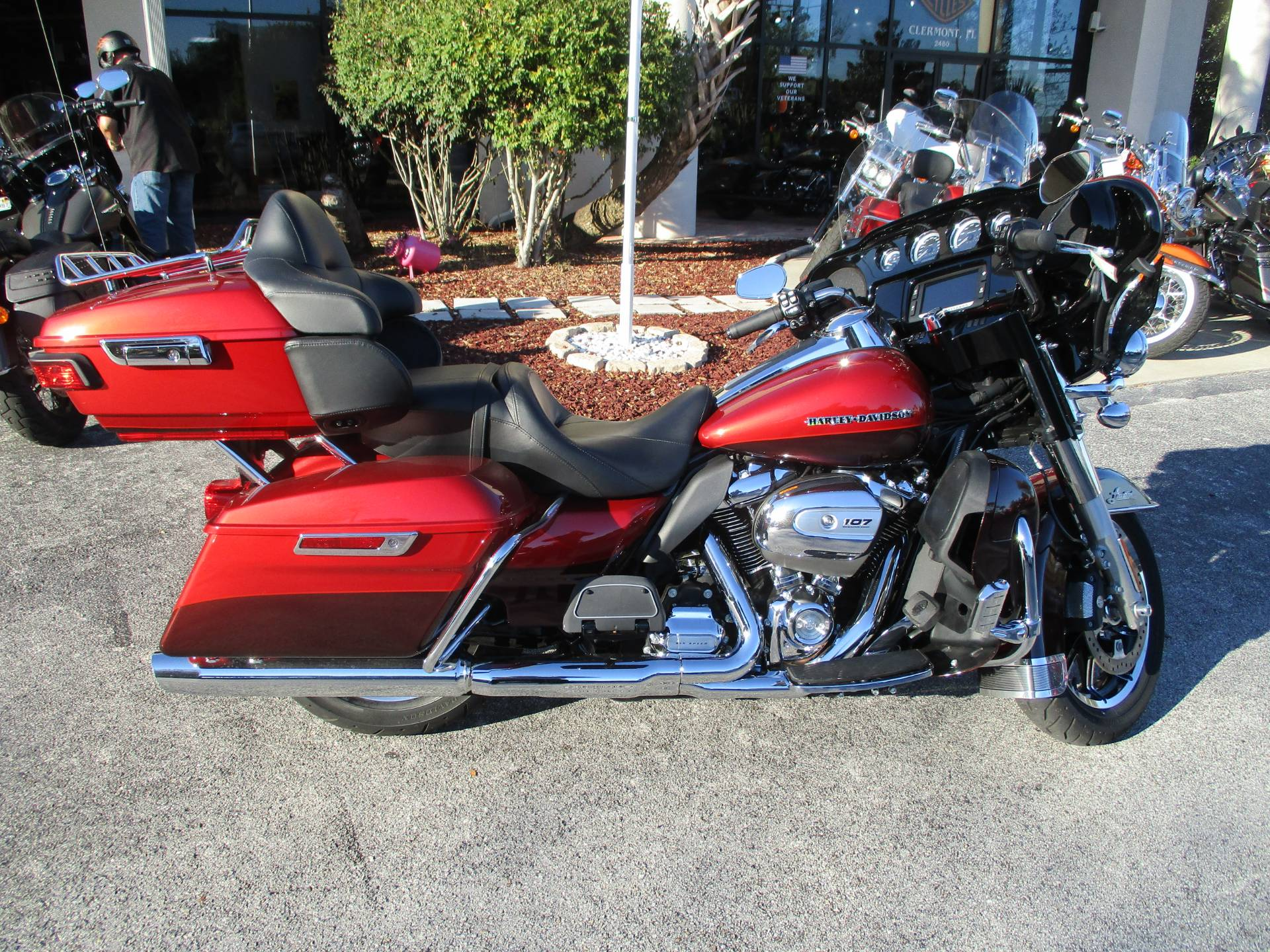 2018 Harley-Davidson Ultra Limited in Clermont, Florida - Photo 1