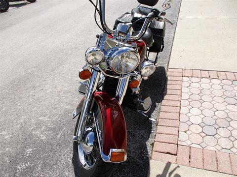 2007 Harley-Davidson FLSTC Heritage Softail® Classic in Clermont, Florida - Photo 6