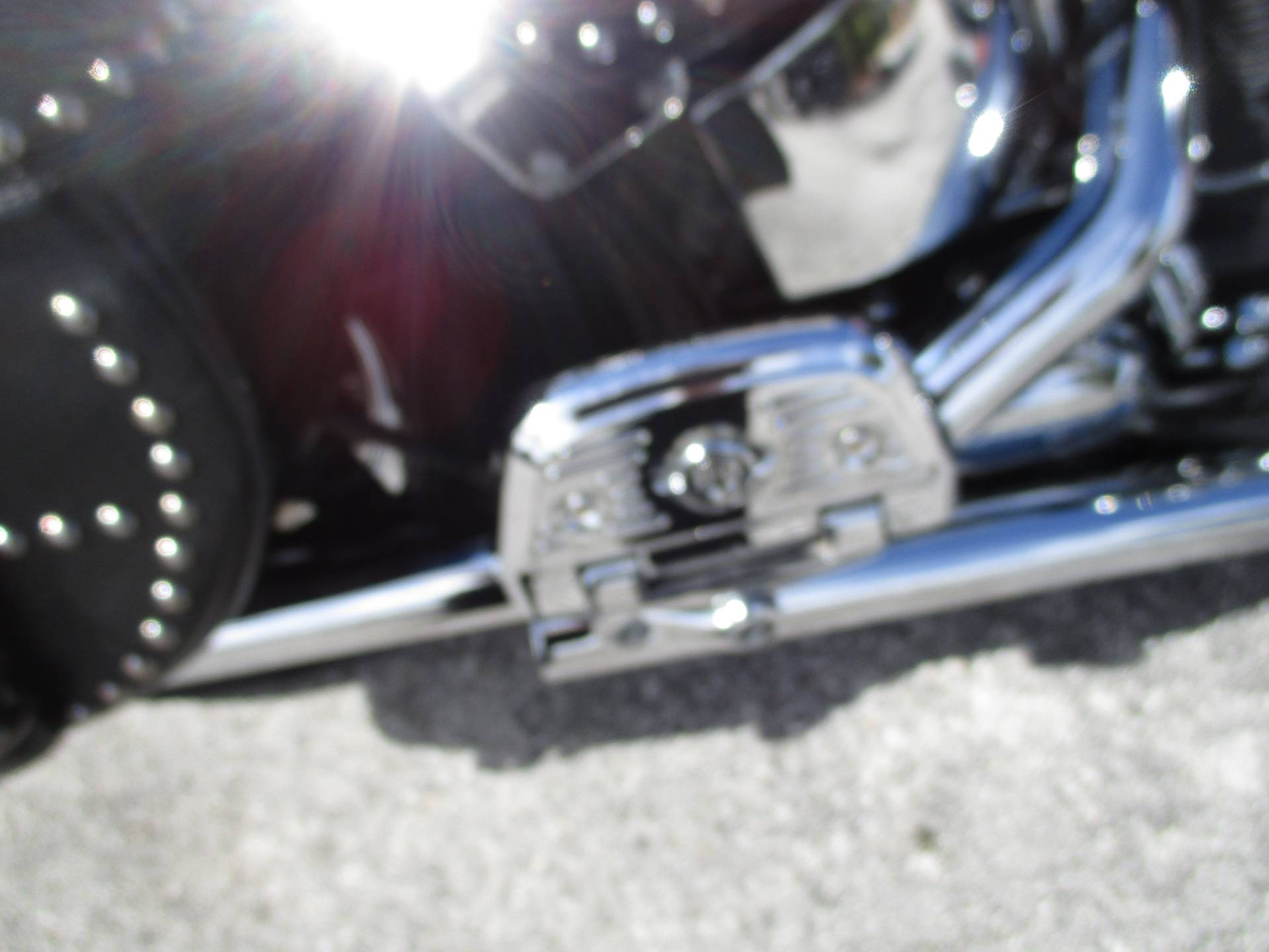 2007 Harley-Davidson FLSTC Heritage Softail® Classic in Clermont, Florida - Photo 7