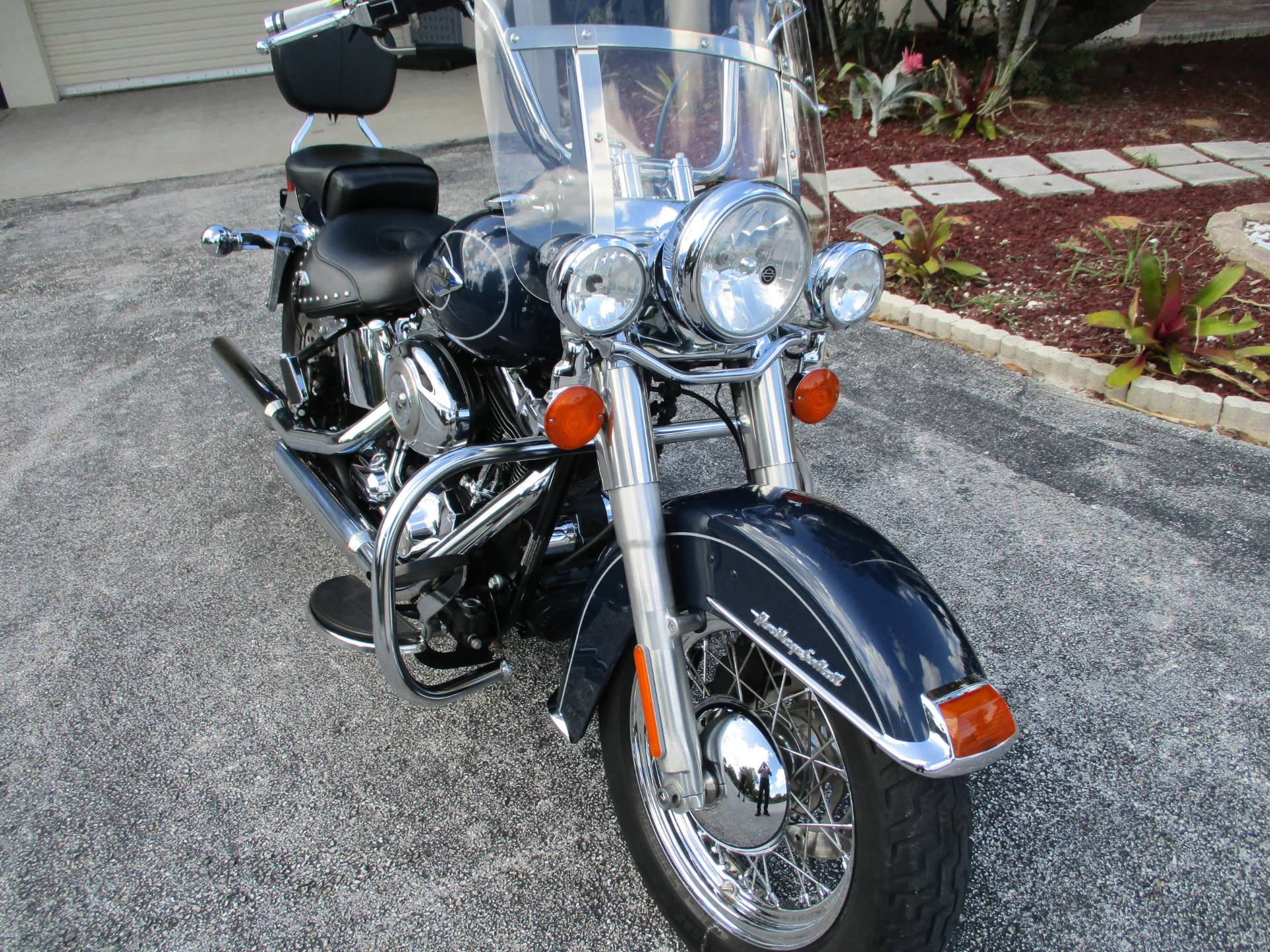 2009 Harley-Davidson Heritage Softail® Classic in Clermont, Florida - Photo 2